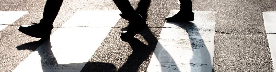 Walking Backward